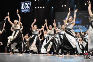 【山村国際高等学校】奏狂(シンフォニー)のテーマでダンスを披露!<第7回 DANCE CLUB CHAMPIONSHIP>