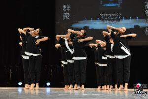 【大阪国際滝井高等学校】群衆(アイデンティティ)のテーマでダンスを披露!<第7回 DANCE CLUB CHAMPIONSHIP>