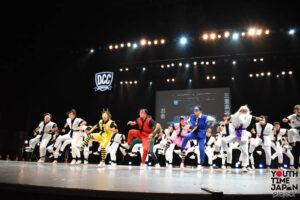 【三重高等学校】忍者(にんじゃ)のテーマでダンスを披露!<第7回 DANCE CLUB CHAMPIONSHIP>