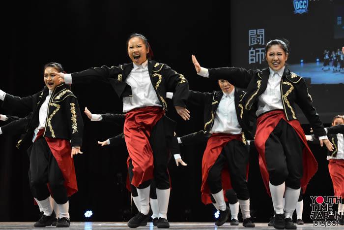 【目黒日本大学高等学校】闘師(とうぎゅうし)のテーマでダンスを披露!<第7回 DANCE CLUB CHAMPIONSHIP>