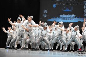【愛知県立昭和高等学校】雨後(あめのち・・・)のテーマでダンスを披露!<第7回 DANCE CLUB CHAMPIONSHIP>