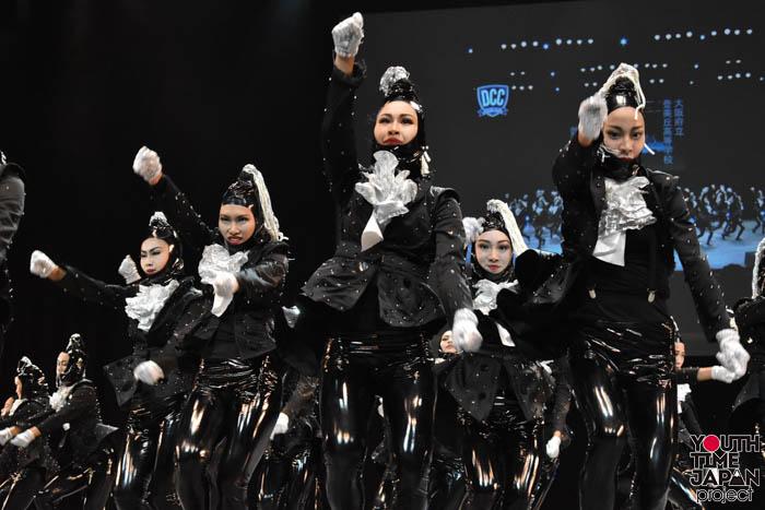 【大阪府立登美丘高等学校】艶麗(ヴォーグ)のテーマでダンスを披露!<第7回 DANCE CLUB CHAMPIONSHIP>