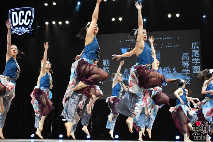 【広尾学園高等学校】靭脆(あまのじゃく)のテーマでダンスを披露!<第7回 DANCE CLUB CHAMPIONSHIP>