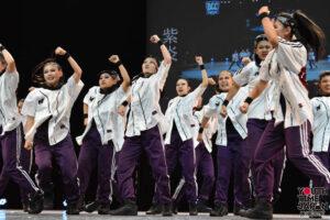 【大阪府立三島高等学校】紫炎(しえん)のテーマでダンスを披露!<第7回 DANCE CLUB CHAMPIONSHIP>