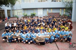 向上高等学校(神奈川県) 吹奏楽部<BUKATSU魂。Supported by MATCH Season8>