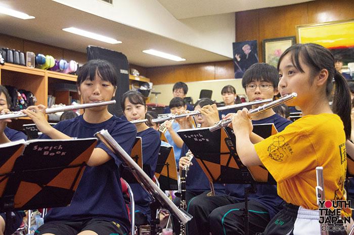 BUKATSU魂。Supported by MATCH Season8 向上高等学校(神奈川県) 吹奏楽部