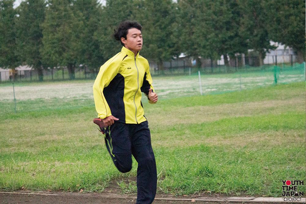 BUKATSU魂。Supported by MATCH Season8 茨城県立鬼怒商業高等学校 陸上部
