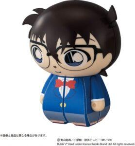 """名探偵コナンが日本発""""キャラクター型ルービックキューブ""""に!?"""