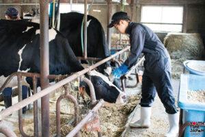 【宮城県加美農業高等学校】農業高校生として 畜産農家と同じ舞台に