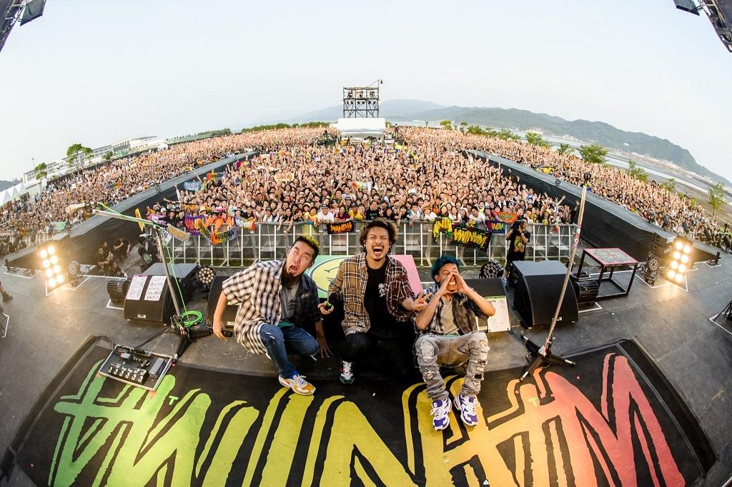 <追加情報解禁>『WANIMA写真展 〜Good Job!! Release Party 天草の乱〜』