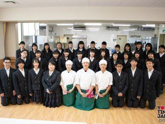 VOL.35 福島東稜高等学校(福島県) 食物文化科