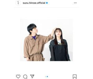 広瀬すず、吉沢亮と雑誌『ar(アール)』で共演!「最強コンビ 美男美女」と絶賛の声