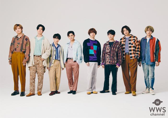 Hey! Say! JUMP、ニューシングル全収録楽曲の情報解禁&視聴がスタート