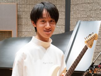 Youth voiceーギタリスト 入江誠(18)