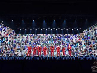 SUPER JUNIOR、「Beyond LIVE」にて、ヒット曲満載の有料コンサート開催!