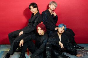 4人組次世代ボーイズグループ・OWV(オウブ)、 9月30日発売メジャーデビューシングル「UBA UBA」新ビジュアル&新ジャケット写真公開!!
