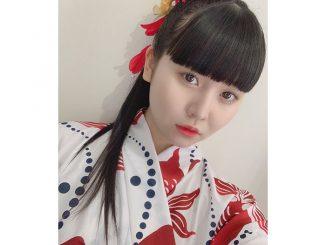SKE48 上村亜柚香、まるで日本人形のような浴衣美人ショットに歓喜の声!