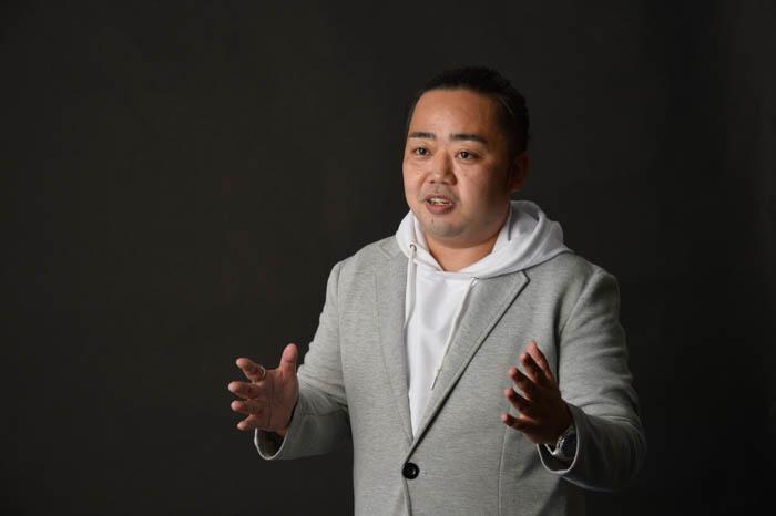 Worker's file 映像プロデューサー 照沼安崇(41)