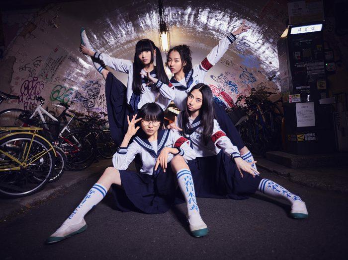 新しい学校のリーダーズ a.k.a ATARASHII GAKKO!が新曲「NAINAINAI」でアメリカ発全世界デビュー