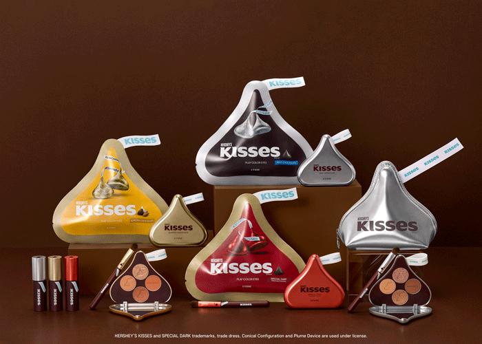 【バレンタイン】ETUDE × HERSHEY'S KISSES『キスチョコレートコレクション』数量限定発売!