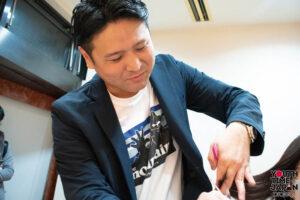 Worker's file 美容師 渡部陽介「ネットからすぐに情報を拾えるような社会だけど、自分の目で見て感じることをしてほしい」