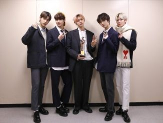 TOMORROW X TOGETHER、「ソウル歌謡大賞」にて本賞受賞!昨年の新人賞に続き2年連続