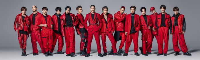 EXILE、デビュー20周年を迎える2021年第一弾シングル『PARADOX』が4月リリース決定