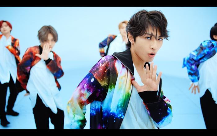 VOYZ BOY、1stシングル表題曲『GALAXY』MV完成!「ダウンタウンDX」EDテーマにも決定