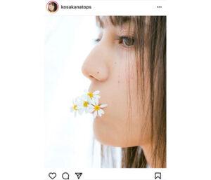 日向坂46 小坂菜緒、ド寄りの美貌にうっとりなアザーカット公開