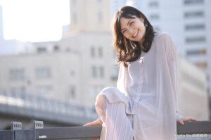 """Worker's file 女優 池永 亜美「""""やりたいことを見つける""""というのが任務になってしまうと、人生楽しくなくなってしまう」"""