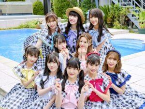 SUPER☆GiRLS、第5章第1弾シングル『WELCOME☆夏空ピース!!!!!』MVが公開