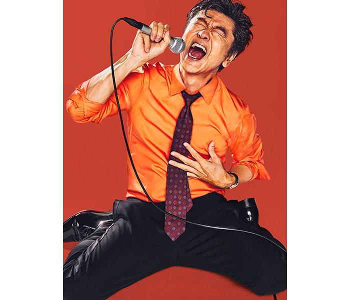 桑田佳祐、新作EPより未発表の新曲「さすらいのRIDER」初オンエア
