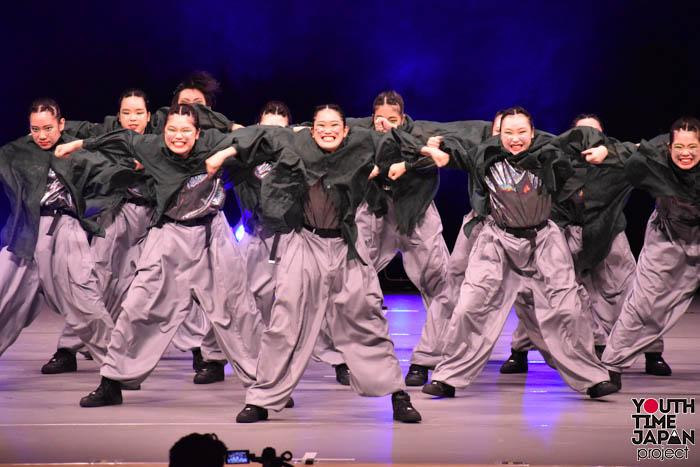 順天高校(東京都)が演技を披露!<第14回日本高校ダンス部選手権DANCE STADIUM>