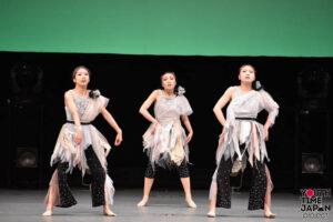 【スモールクラス全国大会】東京都立富士森高校(東京)が演技を披露!<第14回日本高校ダンス部選手権DANCE STADIUM>