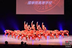 國學院高校(東京都)が演技を披露!<第14回日本高校ダンス部選手権DANCE STADIUM>