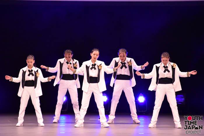 東京都立足立新田高校(東京都)が演技を披露!<第14回日本高校ダンス部選手権DANCE STADIUM>