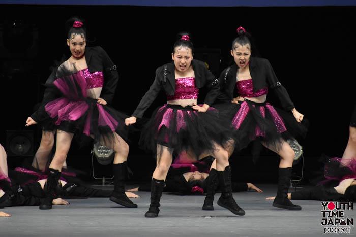 【スモールクラス全国大会】会津若松ザベリオ学園高校(福島)が演技を披露!<第14回日本高校ダンス部選手権DANCE STADIUM>
