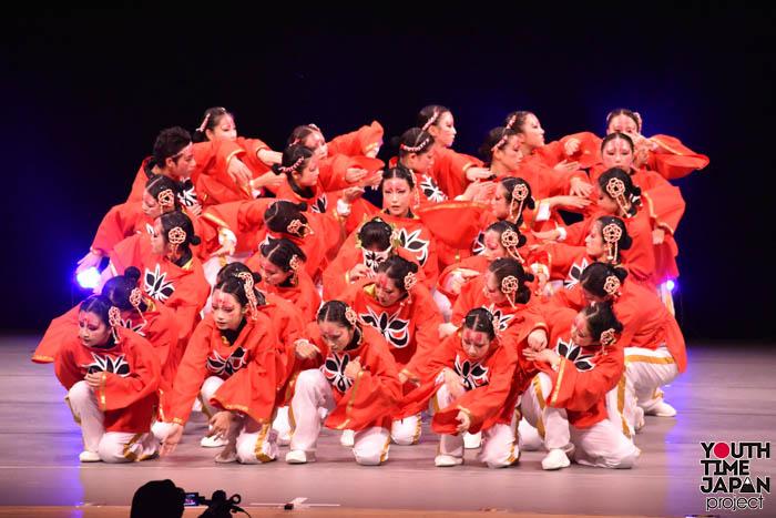 神奈川県立市ケ尾高校(神奈川県)が演技を披露!<第14回日本高校ダンス部選手権DANCE STADIUM>