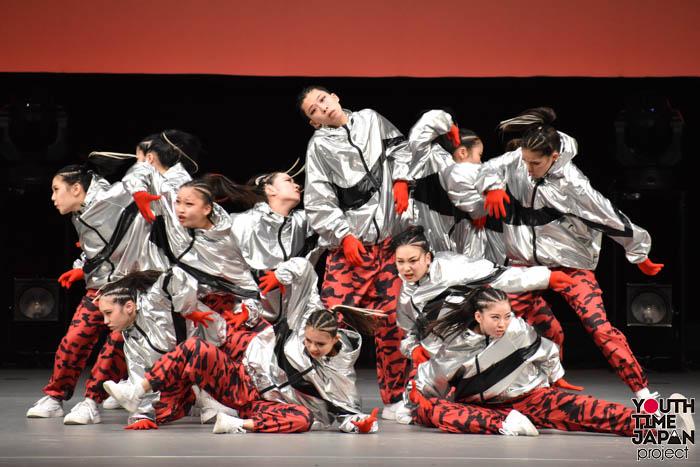 【スモールクラス全国大会】札幌静修高校(北海道)が演技を披露!<第14回日本高校ダンス部選手権DANCE STADIUM>