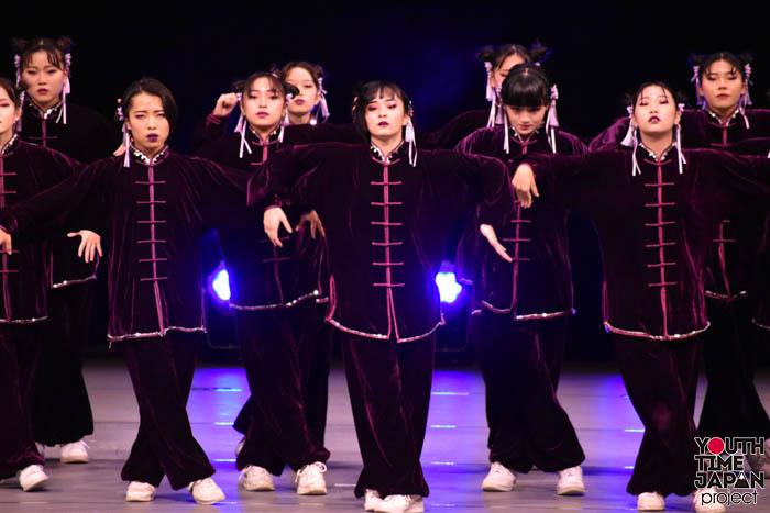 茗渓学園高校(茨城県)が演技を披露!<第14回日本高校ダンス部選手権DANCE STADIUM>
