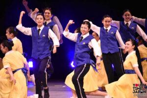 中央大学附属横浜高校(神奈川県)が演技を披露!<第14回日本高校ダンス部選手権DANCE STADIUM>