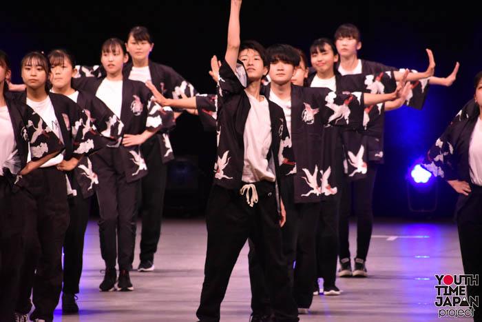 東京都立昭和高校(東京都)が演技を披露!<第14回日本高校ダンス部選手権DANCE STADIUM>