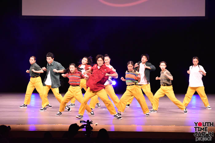 桐光学園高校(神奈川県)が演技を披露!<第14回日本高校ダンス部選手権DANCE STADIUM>