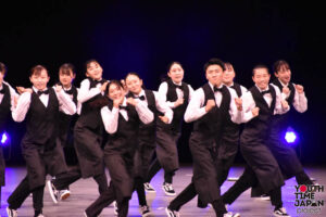 東京都立足立高校(東京都)が演技を披露!<第14回日本高校ダンス部選手権DANCE STADIUM>