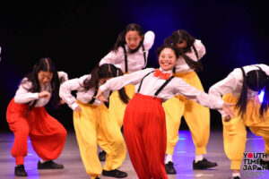 神奈川県立横浜氷取沢高校(神奈川県)が演技を披露!<第14回日本高校ダンス部選手権DANCE STADIUM>