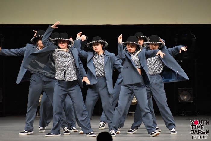 【スモールクラス全国大会】二松學舍大学附属高校(東京)が演技を披露!<第14回日本高校ダンス部選手権DANCE STADIUM>