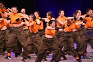 関東第一高校(東京都)が演技を披露!<第14回日本高校ダンス部選手権DANCE STADIUM>