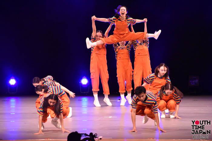 神奈川県立元石川高校(神奈川県)が演技を披露!<第14回日本高校ダンス部選手権DANCE STADIUM>