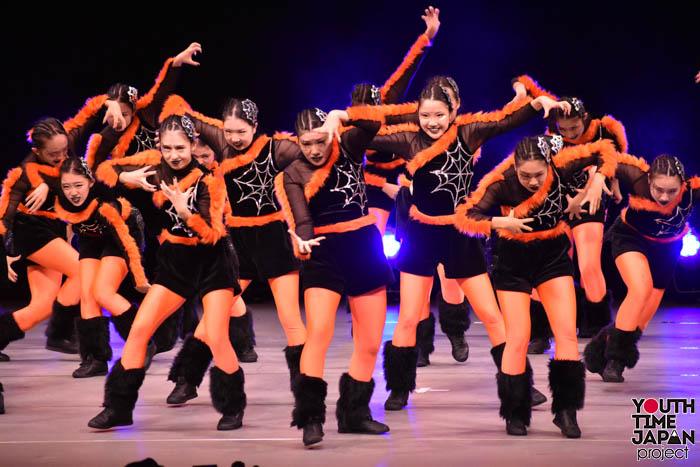 東京都立狛江高校(東京都)が演技を披露!<第14回日本高校ダンス部選手権DANCE STADIUM>