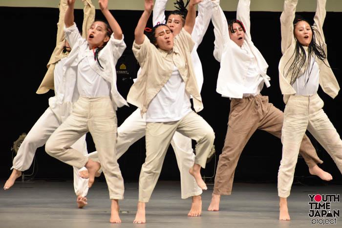 【スモールクラス全国大会】沖縄県立普天間高校(沖縄)が演技を披露!<第14回日本高校ダンス部選手権DANCE STADIUM>